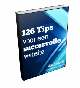 126 tips voor een succevolle website